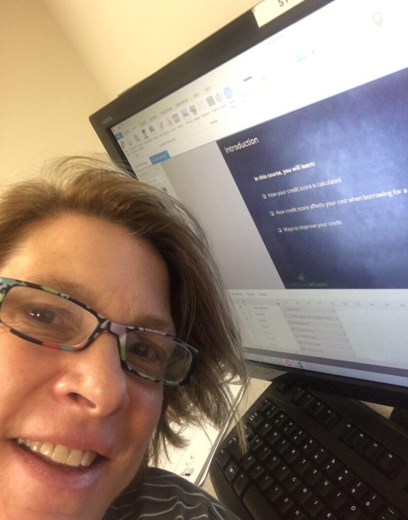 Justine Ickes online training trainer coach facilitator